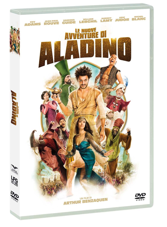 LE NUOVE AVVENTURE DI ALADINO (DVD)