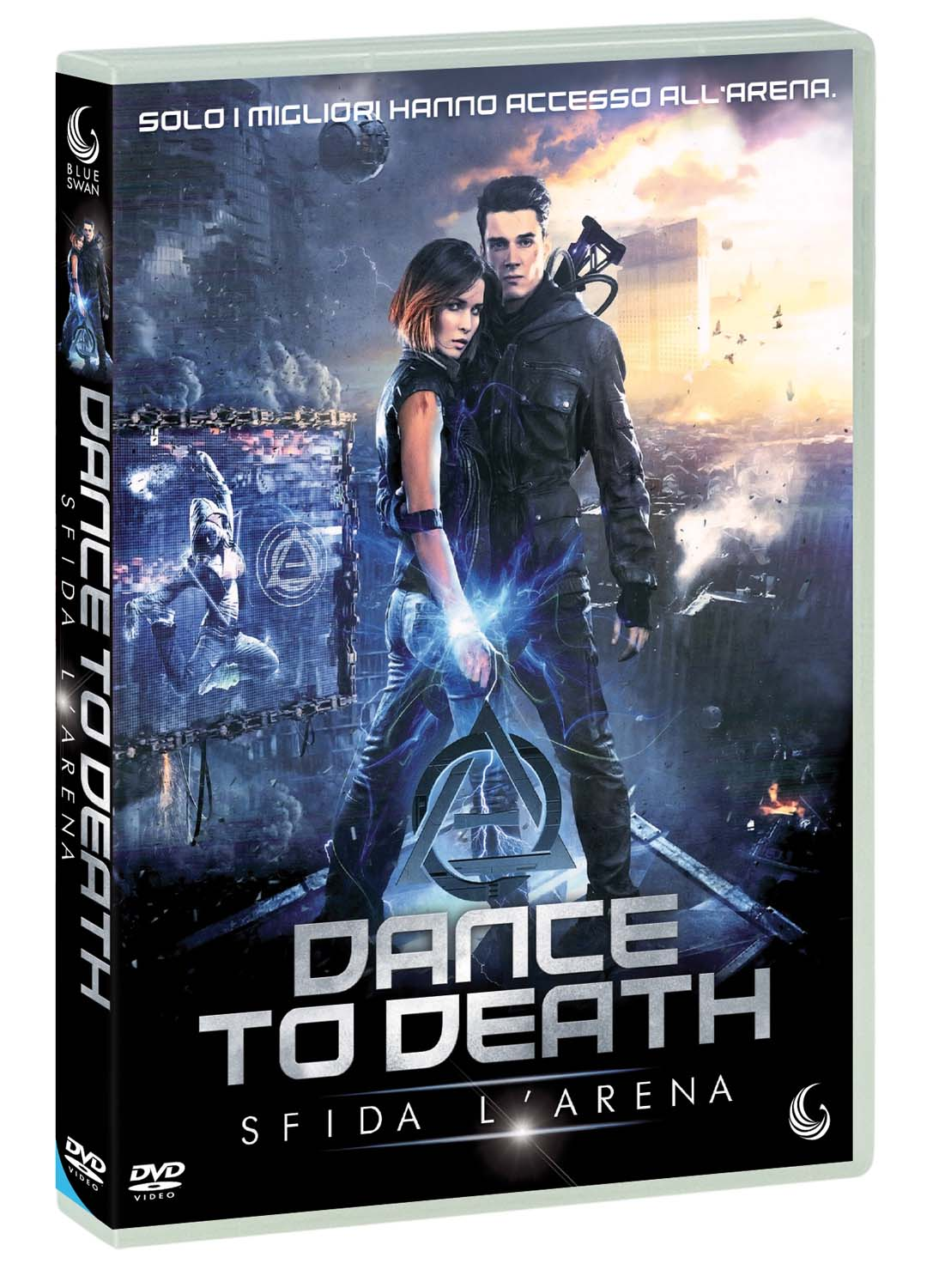 DANCE TO DEATH (DVD)