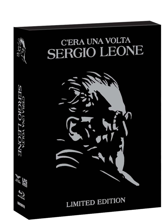 COF.C'ERA UNA VOLTA SERGIO LEONE (TIRATURA LIMITATA CARD) (7 BLU-RAY)
