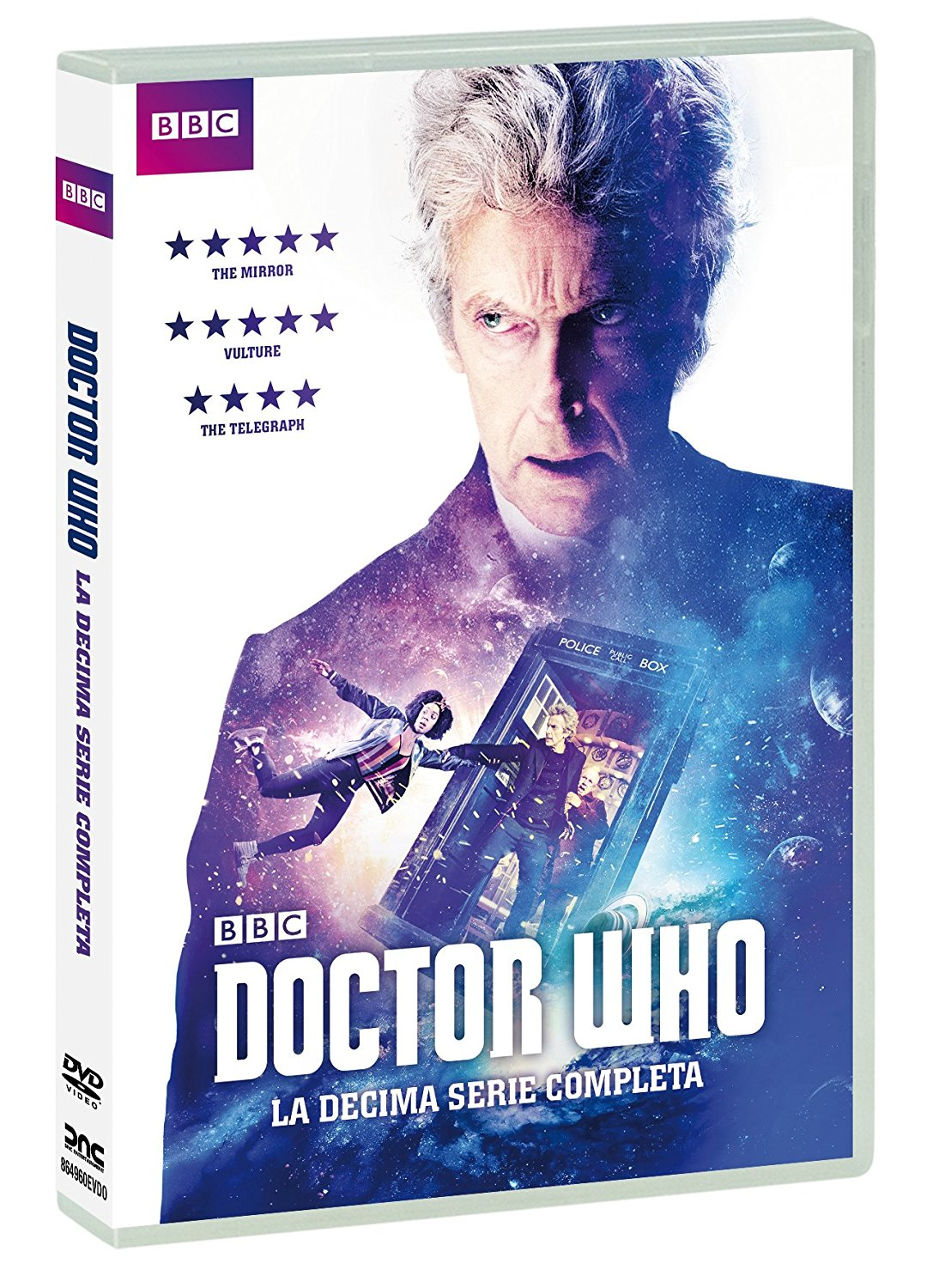 COF.DOCTOR WHO - STAGIONE 10- NEW EDITION (6 DVD) (DVD)