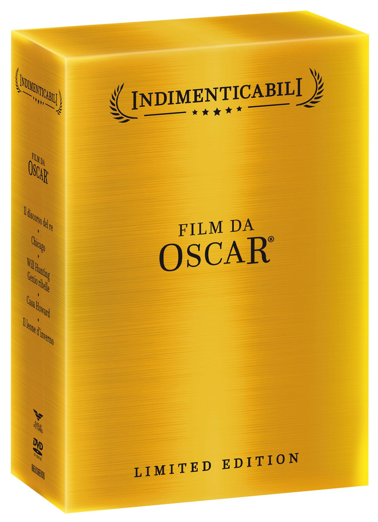 COF.FILM DA OSCAR - $ COFANETTO INDIMENTICABILI (5 DVD) (DVD)