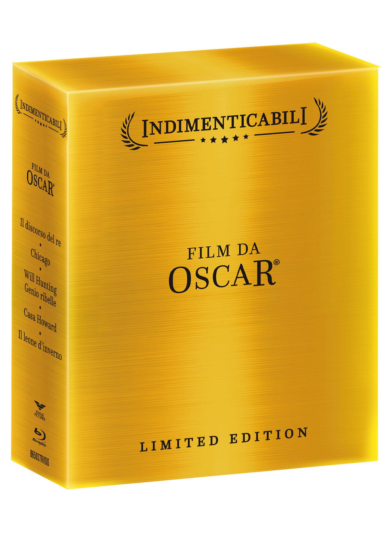COF.FILM DA OSCAR - COFANETTO INDIMENTICABILI (5 BLU-RAY)