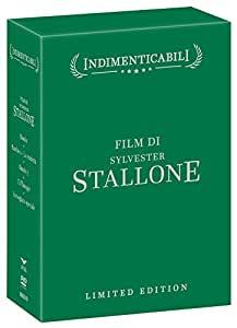 COF.SYLVESTER STALLONE - COFANETTO INDIMENTICABILI (5 DVD) (DVD)