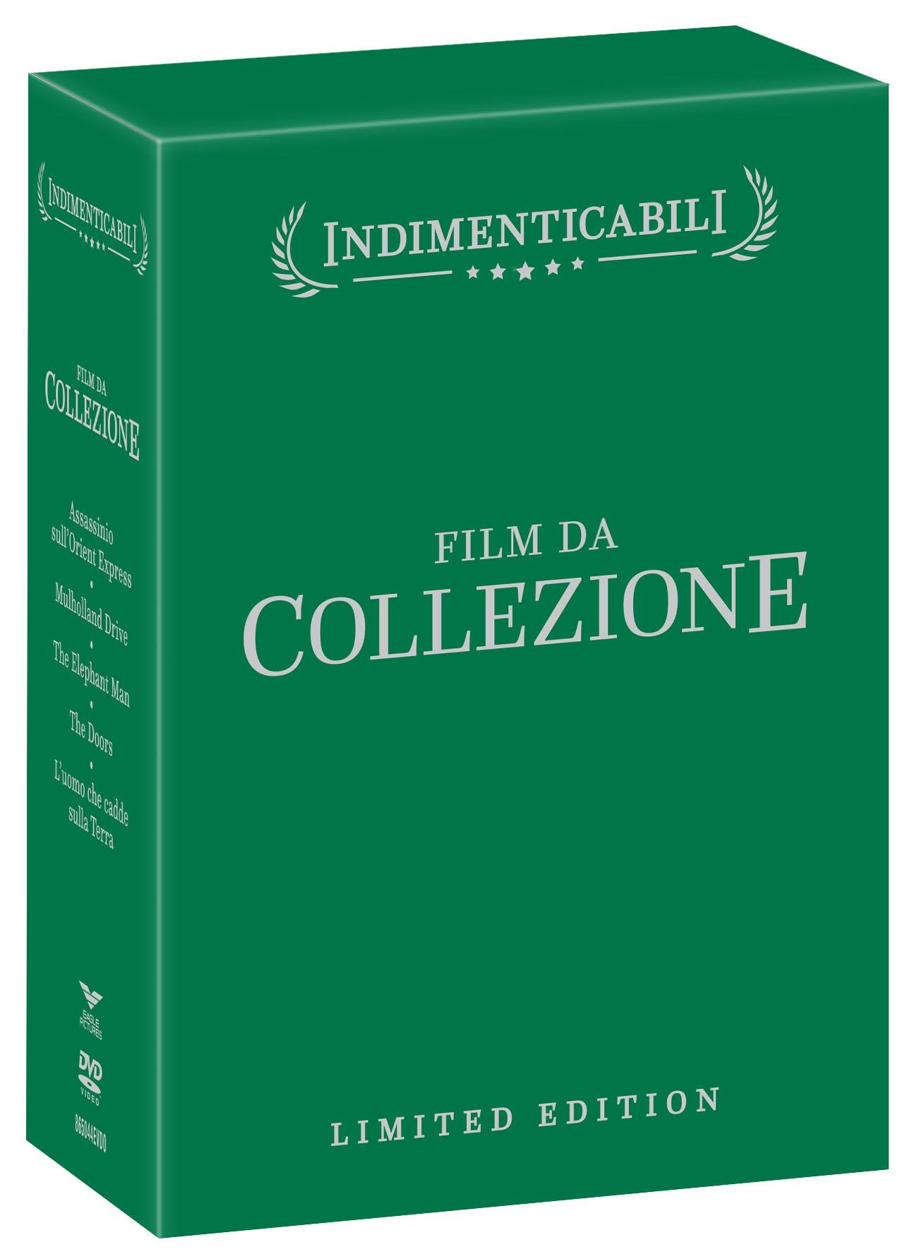 COF.FILM DA COLLEZIONE $ - COFANETTO INDIMENTICABILI (5 DVD) (DV