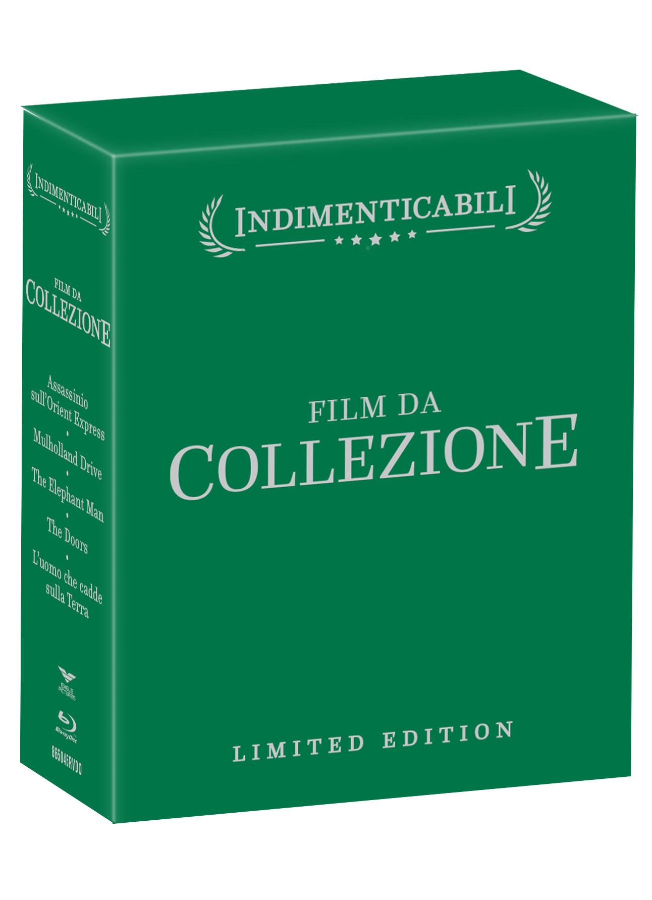 COF.FILM DA COLLEZIONE - COFANETTO INDIMENTICABILI (5 BLU-RAY)