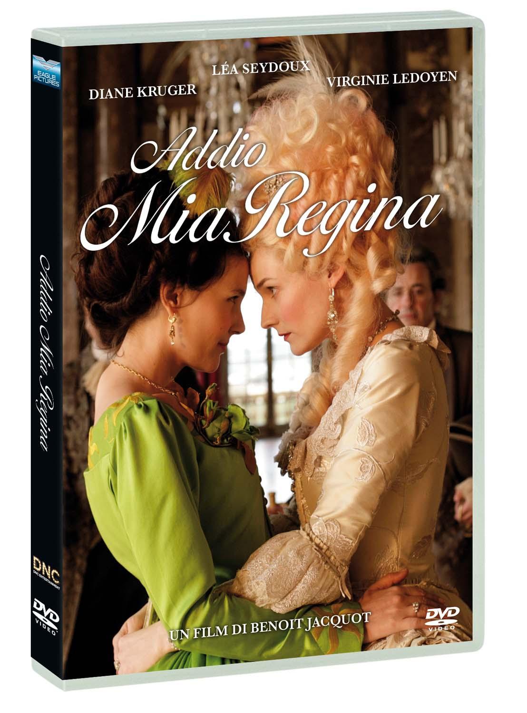 ADDIO MIA REGINA (DVD)