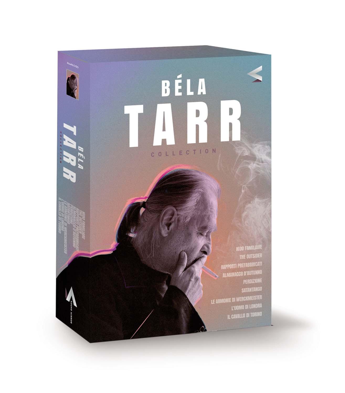 COF.BELA TARR COLLECTION (10 DVD) (DVD)