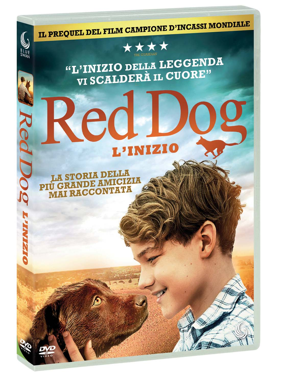 RED DOG: L'INIZIO (DVD)