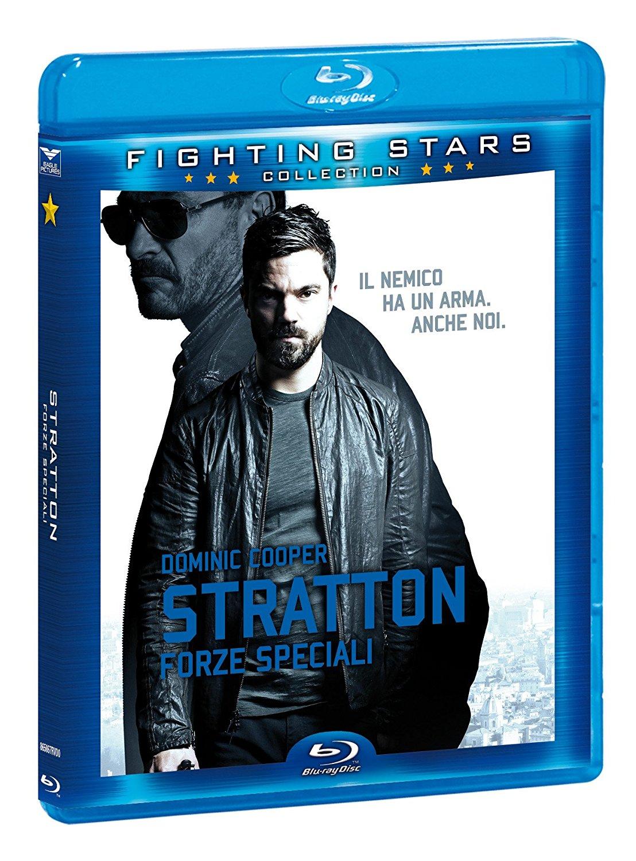 STRATTON - FORZE SPECIALI (FIGHTING STARS) - BLU RAY