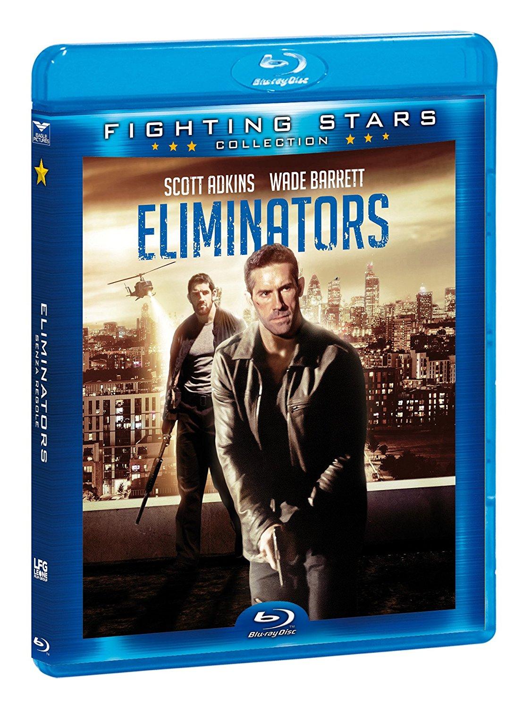 ELIMINATORS - SENZA REGOLE - BLU RAY (FIGHTING STARS)