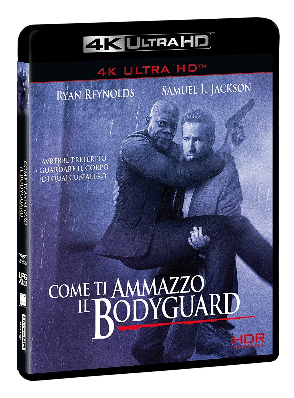 COME TI AMMAZZO IL BODYGUARD (4K HD BLU-RAY+BLU-RAY)