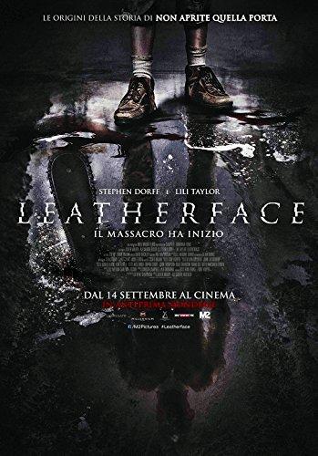 LEATHERFACE - IL MASSACRO HA INIZIO (DVD)
