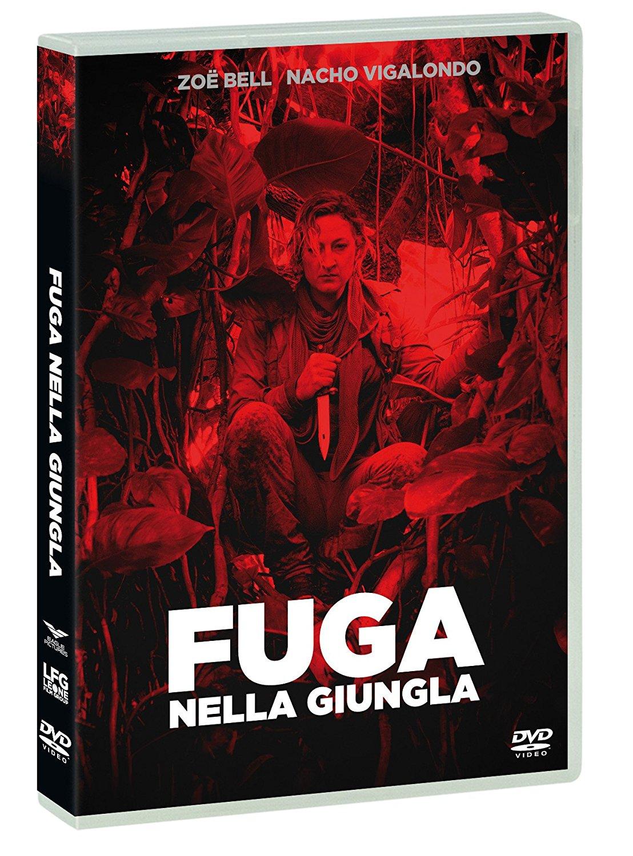 FUGA NELLA GIUNGLA (DVD)