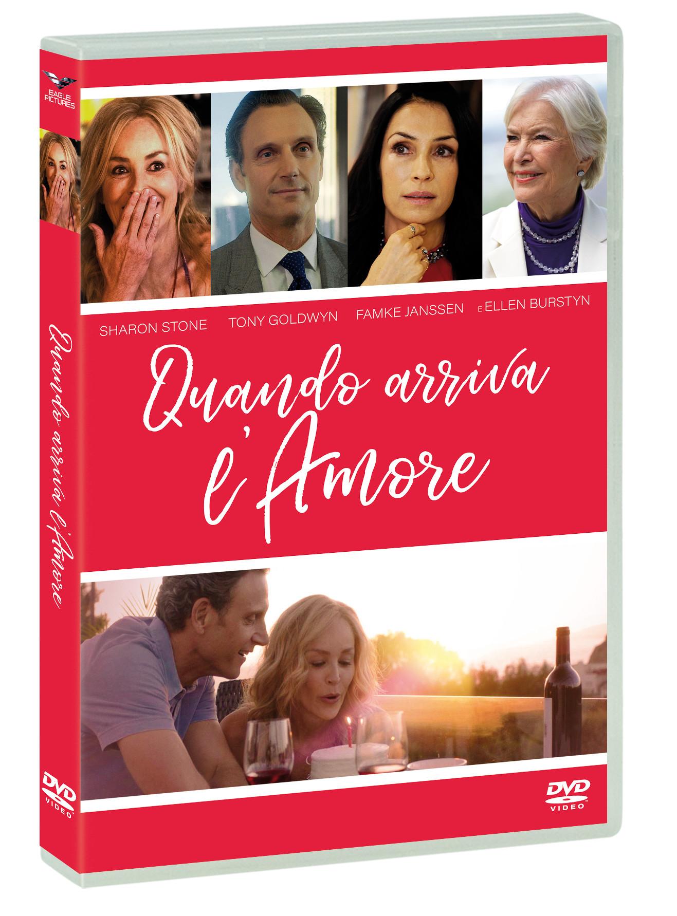 QUANDO ARRIVA L'AMORE (DVD)