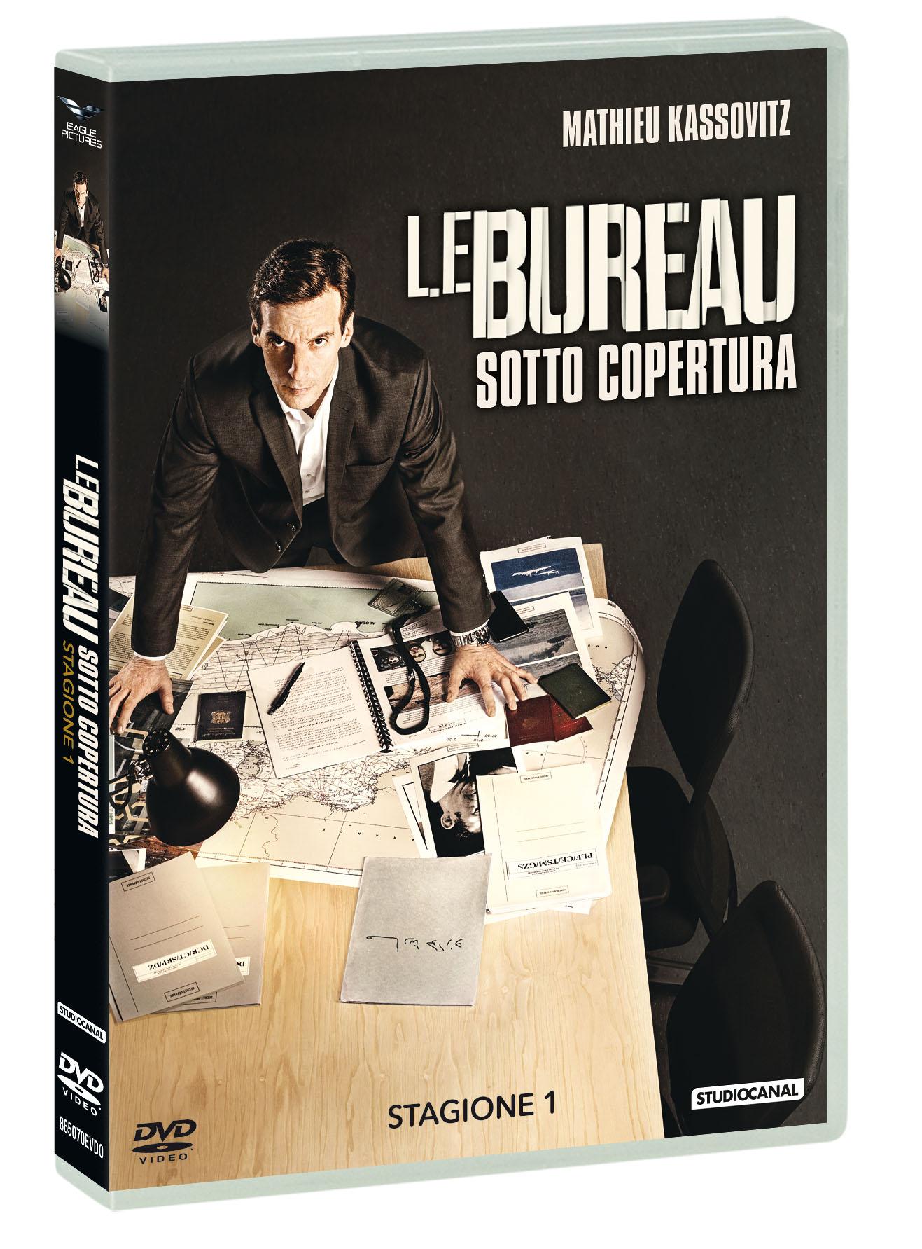 COF.LE BUREAU - SOTTO COPERTURA - STAGIONE 01 (DVD)