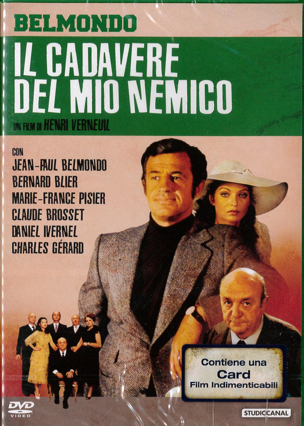 IL CADAVERE DEL MIO NEMICO (DVD)