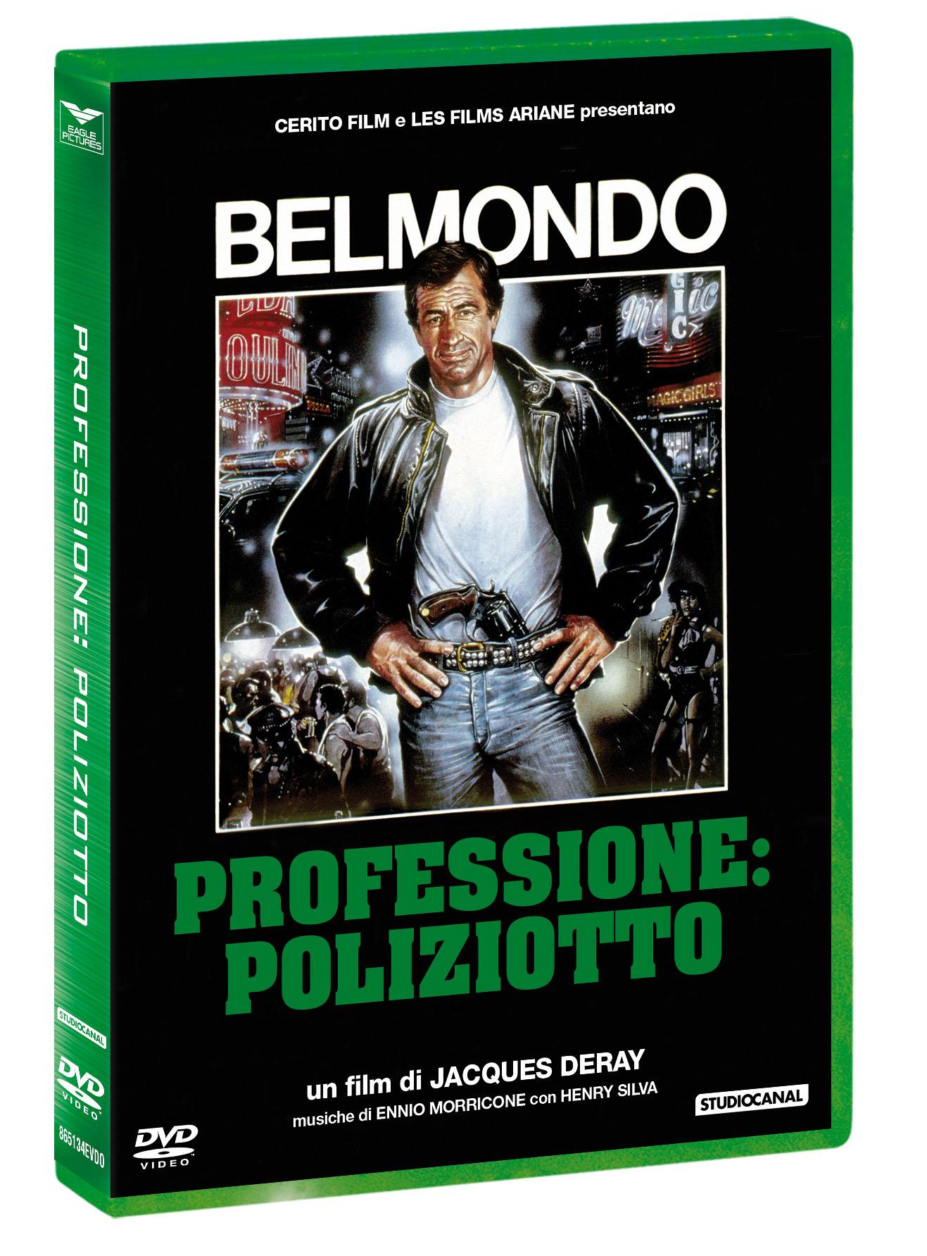 PROFESSIONE POLIZIOTTO (DVD)