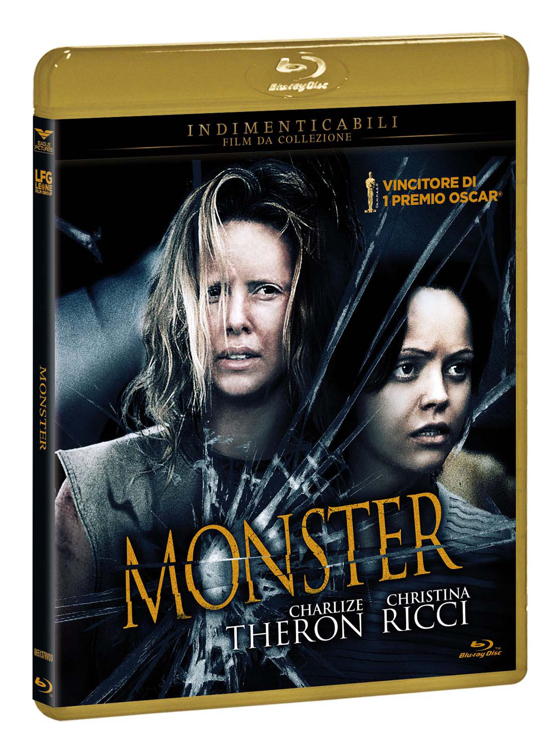 MONSTER (INDIMENTICABILI) - BLU RAY