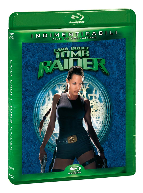 TOMB RAIDER -2001 - LARA CROFT - (INDIMENTICABILI) - BLU RAY