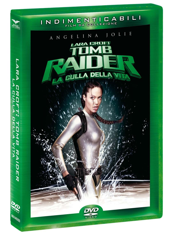 LARA CROFT - TOMB RAIDER - LA CULLA DELLA VITA (INDIMENTICABILI) (DVD)