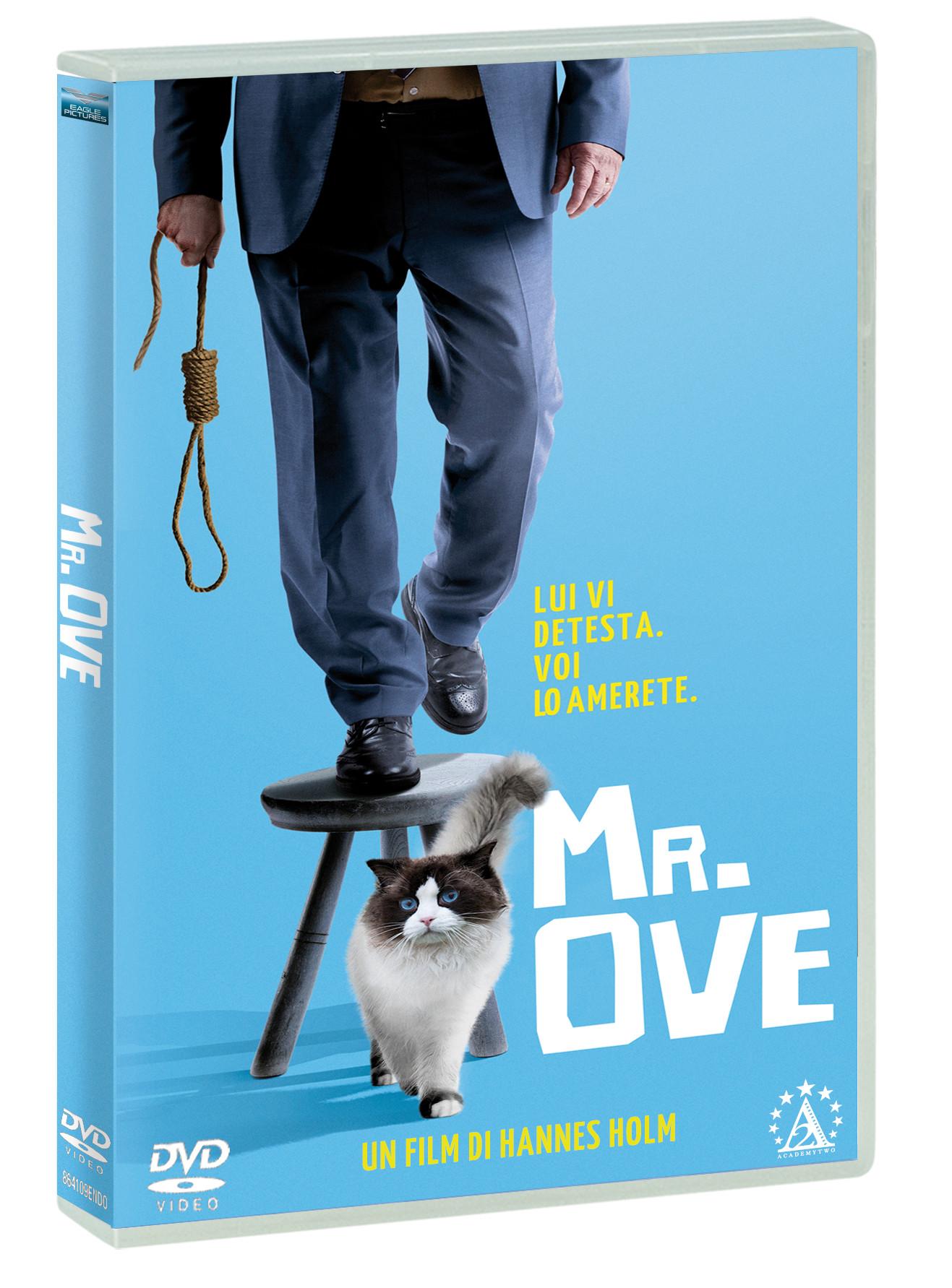 MR OVE (DVD)