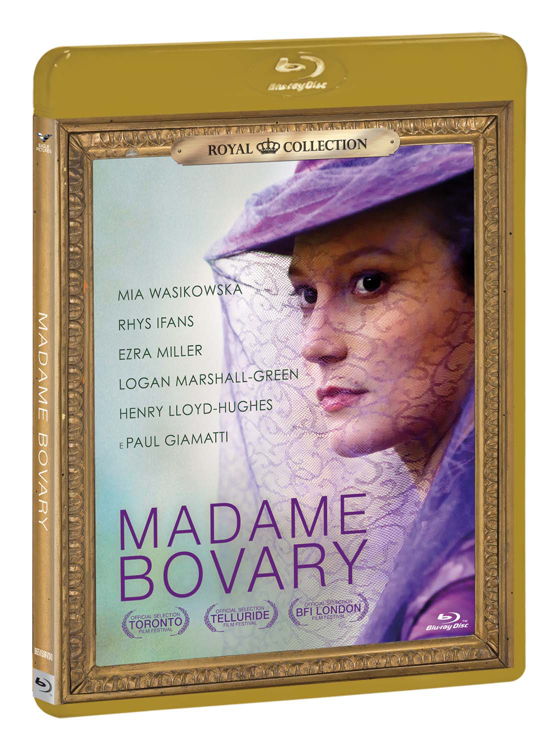 MADAME BOVARY (ROYAL COLLECTION) - BLU RAY