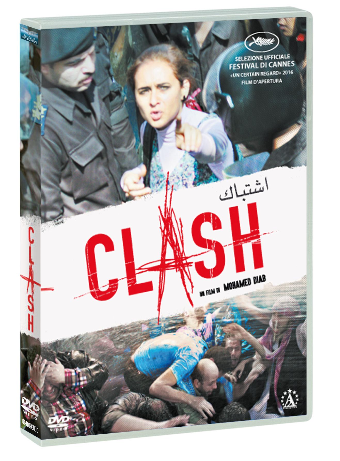 CLASH (DVD)