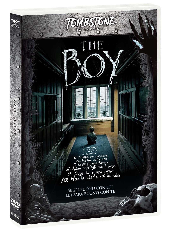 THE BOY (TOMBSTONE) (DVD)