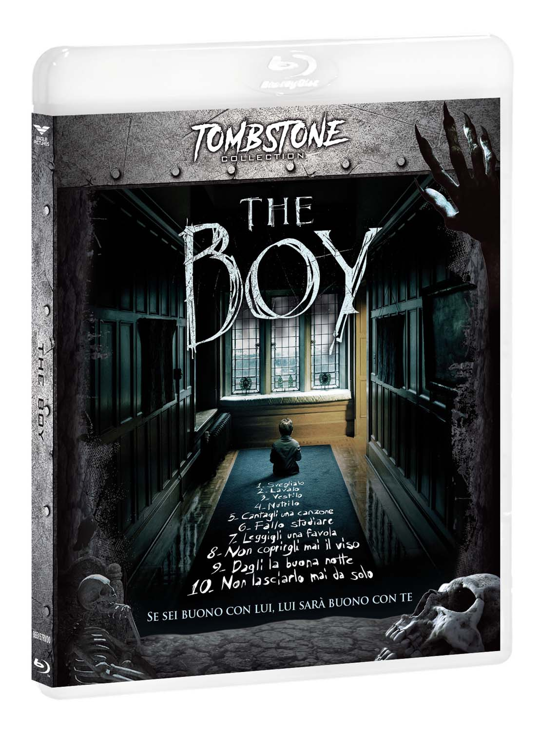THE BOY (TOMBSTONE) - BLU RAY