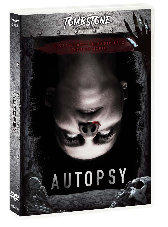 AUTOPSY (TOMBSTONE) - RMX (DVD)