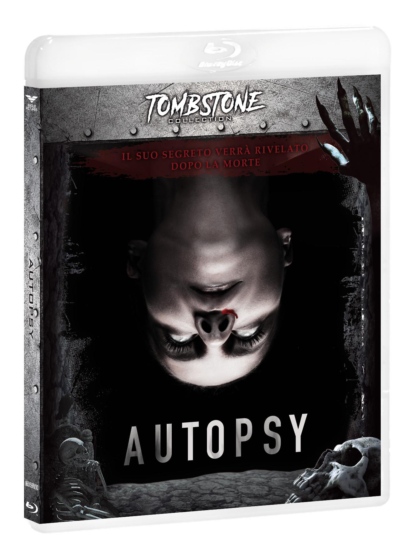 AUTOPSY (TOMBSTONE) RMX - BLU RAY