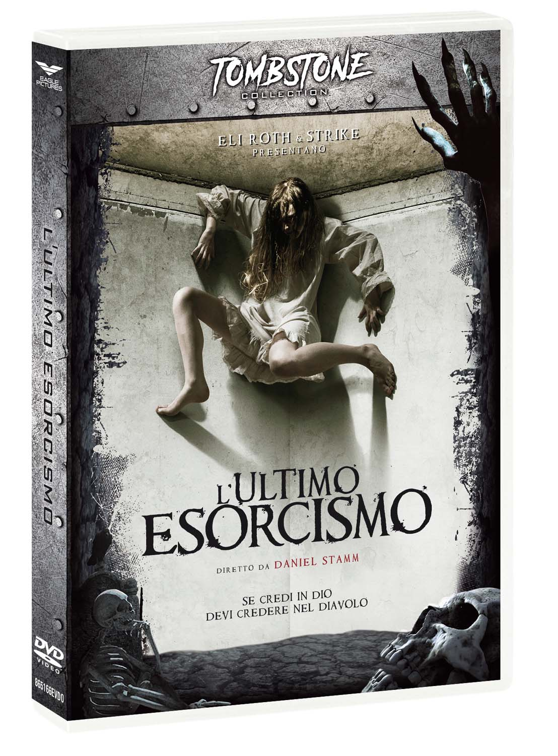 L'ULTIMO ESORCISMO (TOMBSTONE) (DVD)
