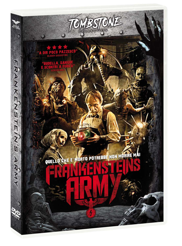 FRANKENSTEIN'S ARMY (TOMBSTONE) (DVD)