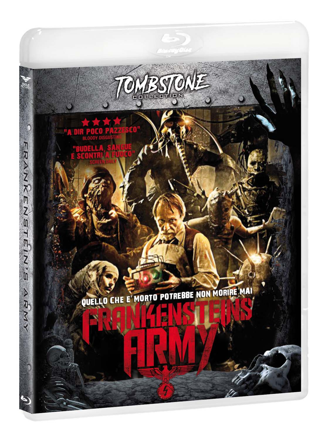 FRANKENSTEIN'S ARMY (TOMBSTONE)