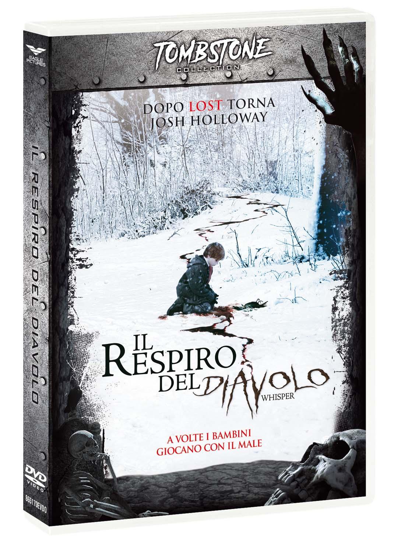 IL RESPIRO DEL DIAVOLO - WHISPER (TOMBSTONE) (DVD)