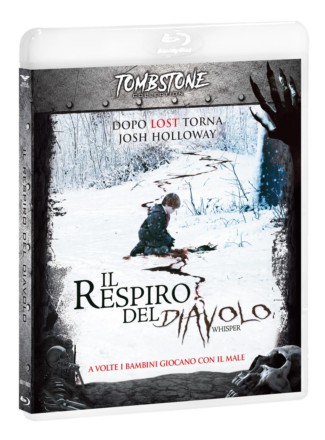 IL RESPIRO DEL DIAVOLO - WHISPER (TOMBSTONE)