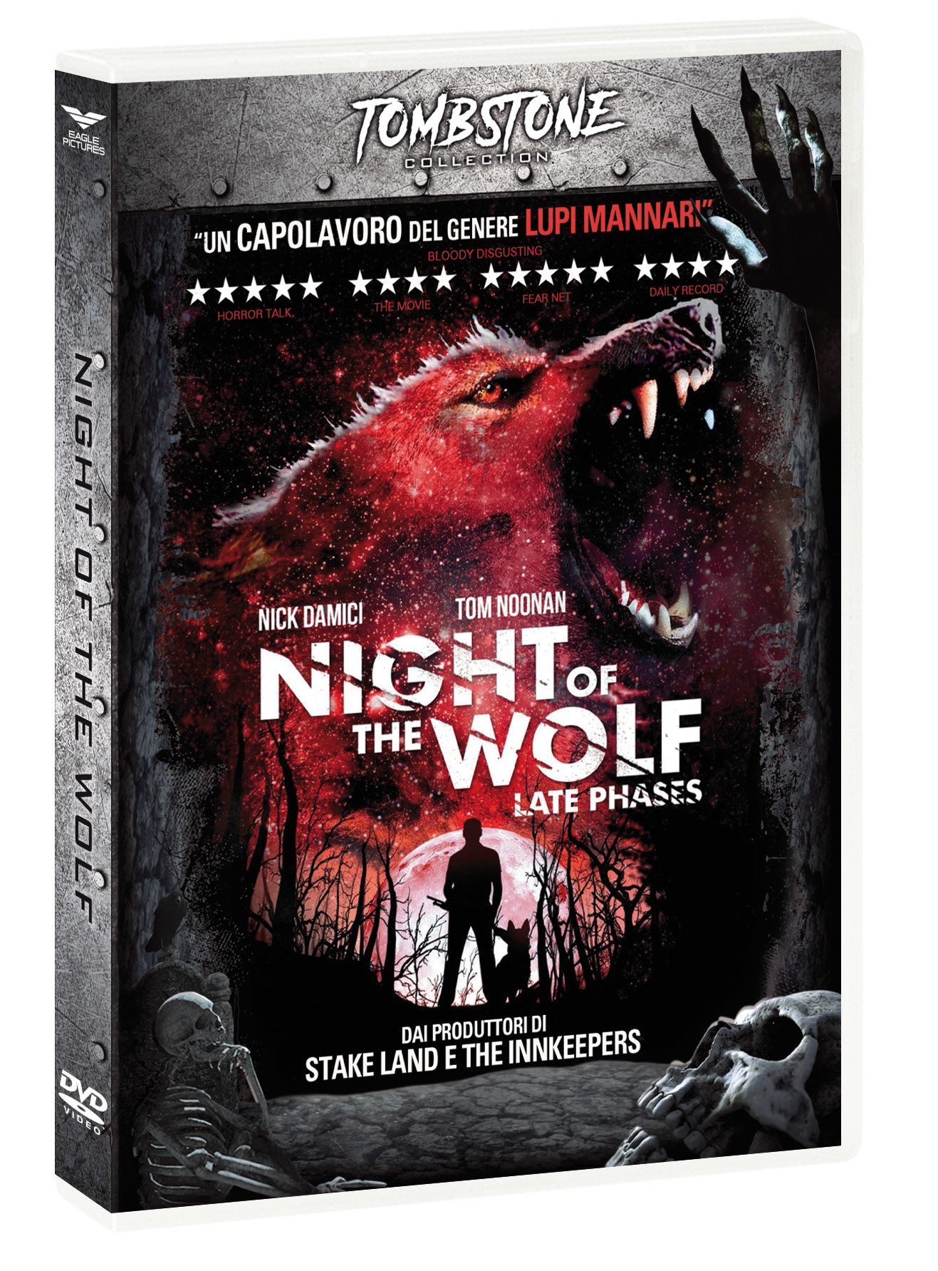 NIGHT OF THE WOLF (TOMBSTONE) (DVD)