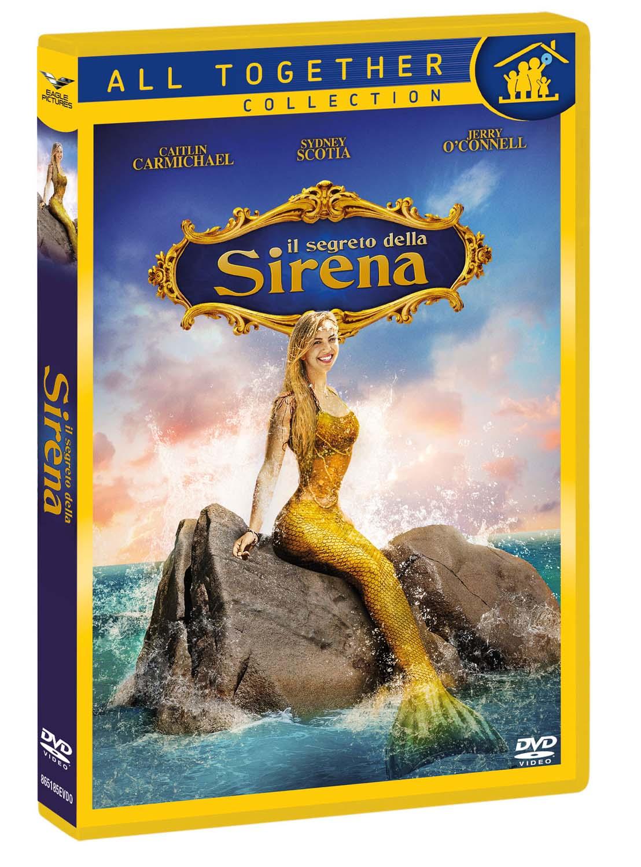 IL SEGRETO DELLA SIRENA (ALL TOGETHER) (DVD)