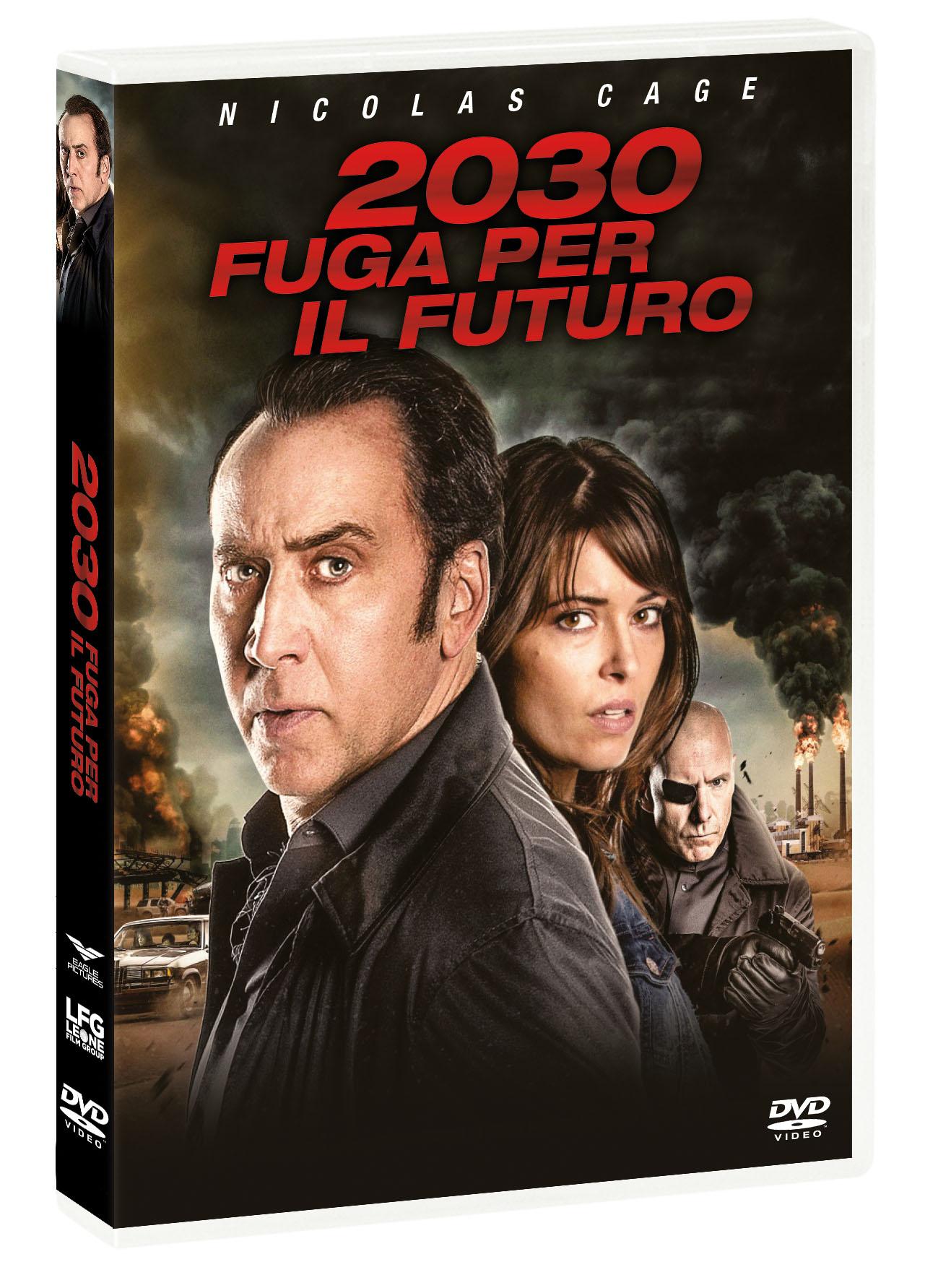 2030 FUGA PER IL FUTURO (DVD)