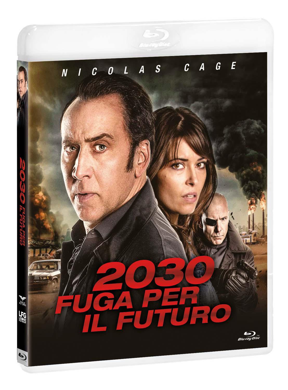 2030 FUGA PER IL FUTURO - BLU RAY