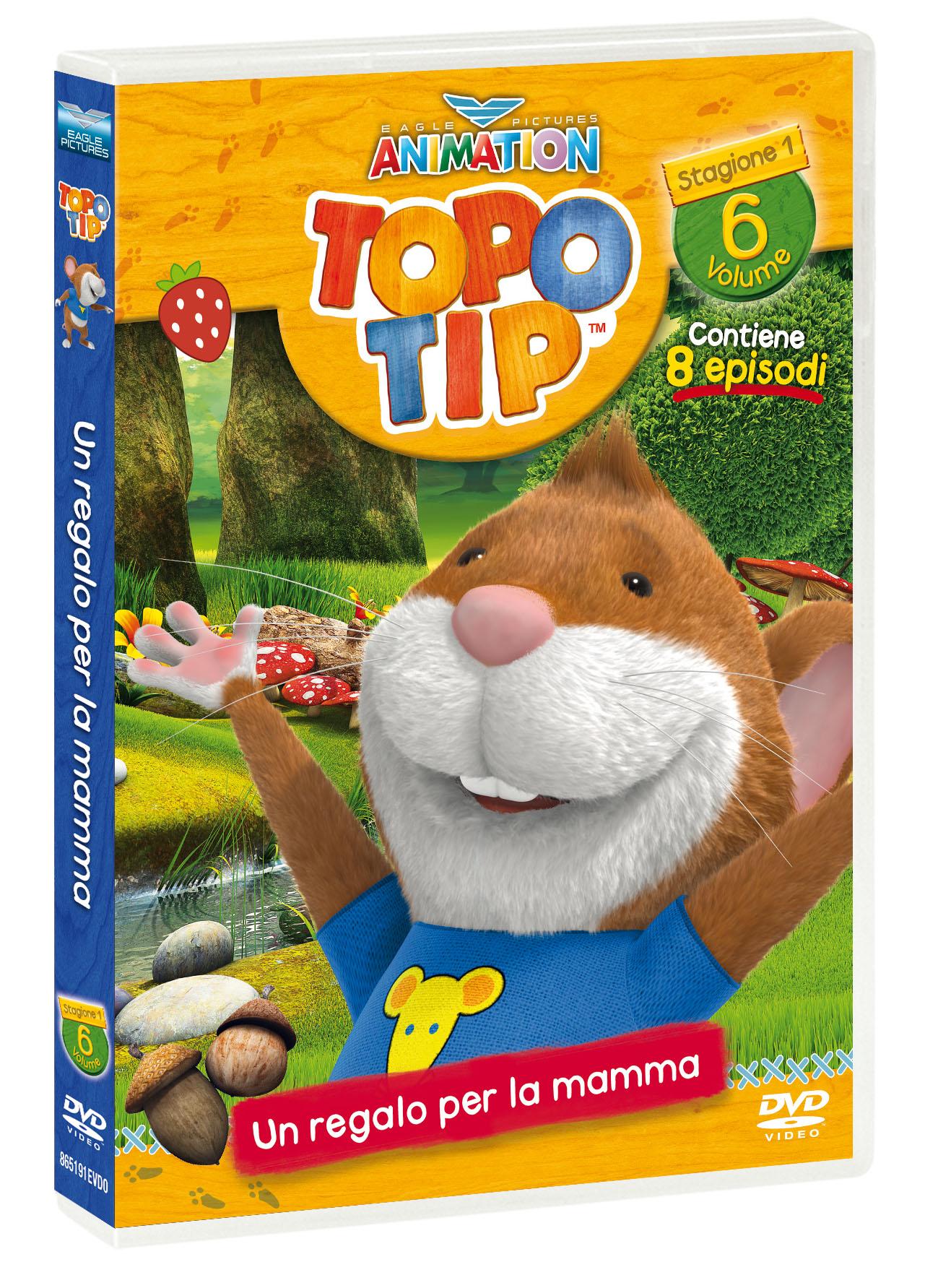 TOPO TIP - STAGIONE 01 #06 (DVD)