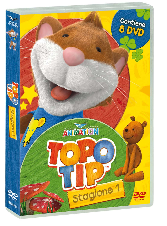 COF.TOPO TIP - STAGIONE 01 (6 DVD) (DVD)