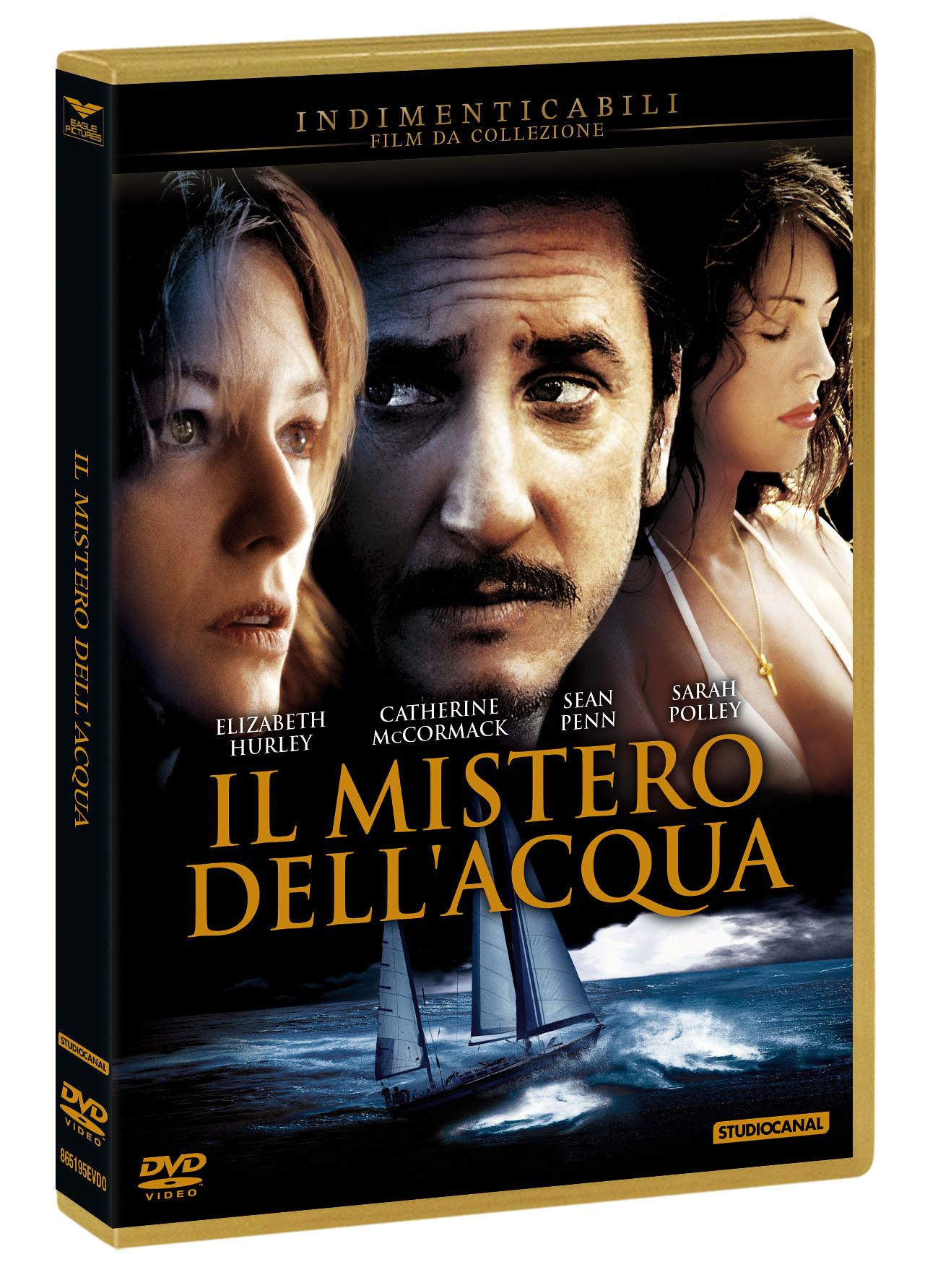 IL MISTERO DELL'ACQUA (INDIMENTICABILI) (DVD)