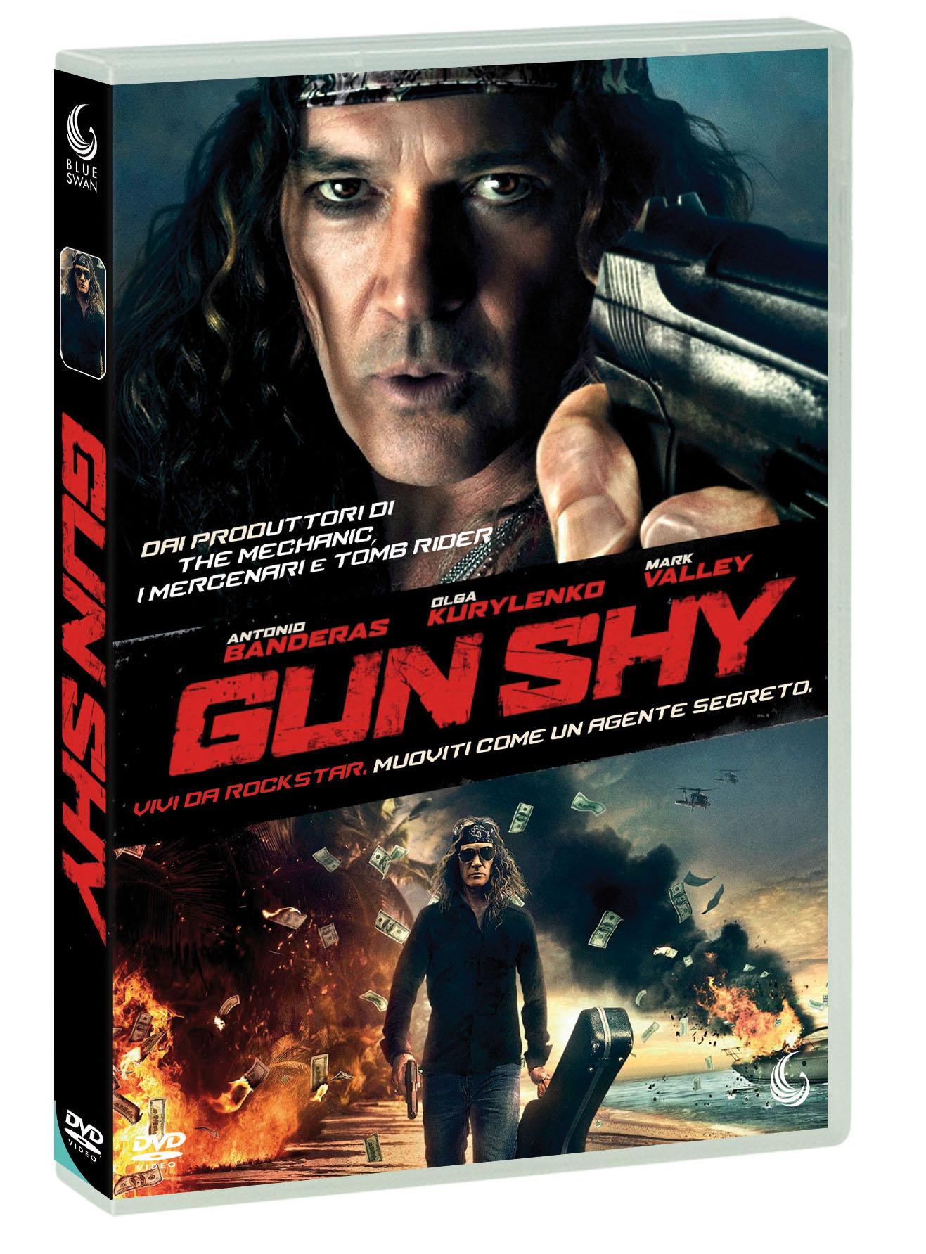GUN SHY (DVD)