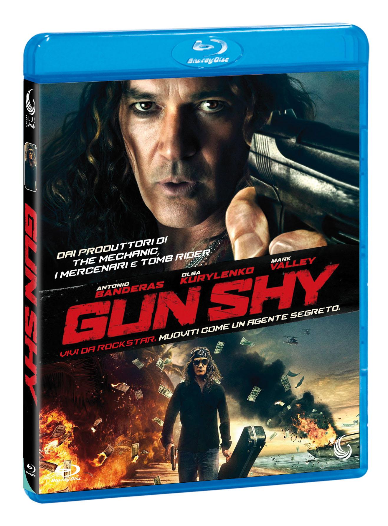 GUN SHY - BLU RAY