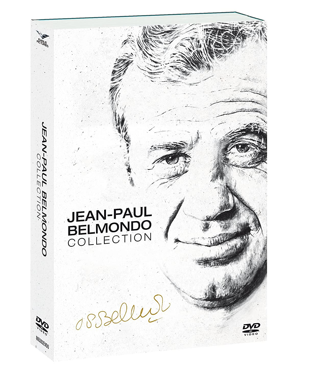 COF.JEAN-PAUL BELMONDO COLLECTION (5 DVD) (DVD)