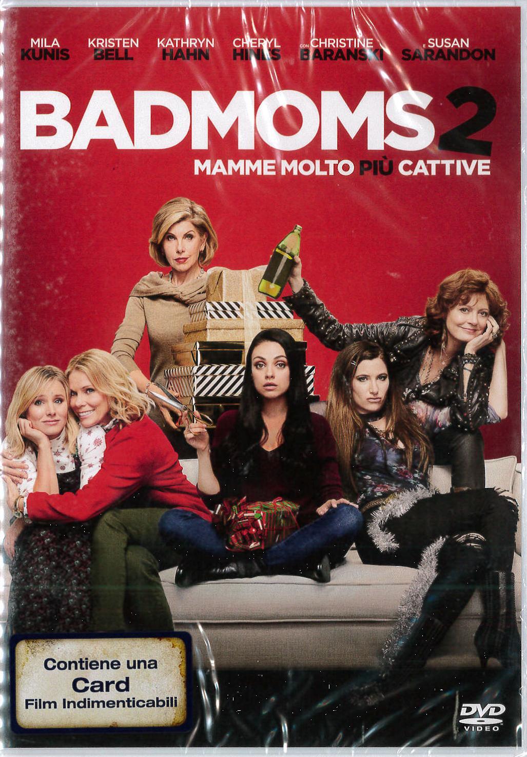 BAD MOMS 2 - MAMME MOLTO PIU' CATTIVE (DVD)