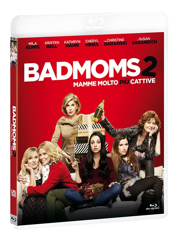 BAD MOMS 2 - MAMME MOLTO PIU' CATTIVE - BLU RAY