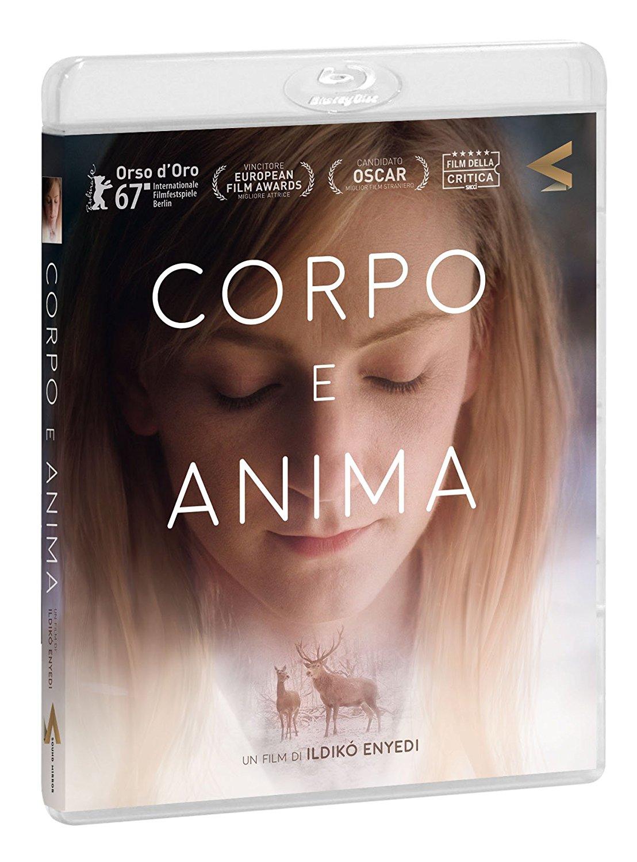 CORPO E ANIMA - BLU RAY