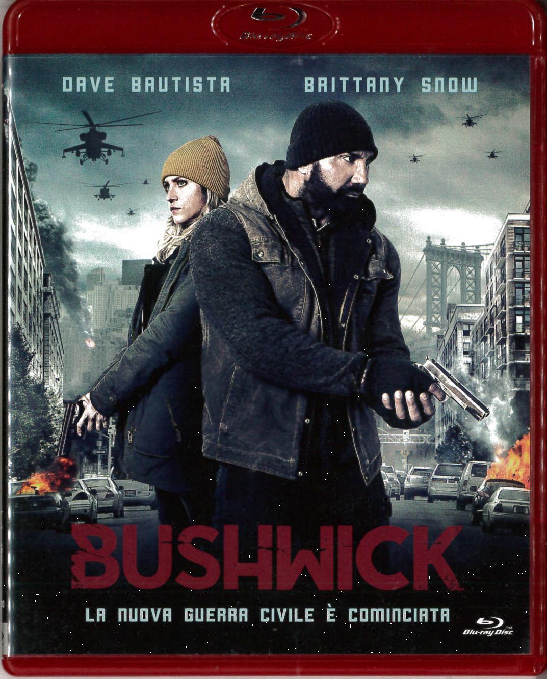 BUSHWICK - BLU RAY